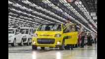 Em pior março desde 2009, Fiat lidera e GM mantém segunda posição