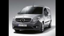 Mercedes apresenta o Citan 2013, irmão gêmeo do Renault Kangoo