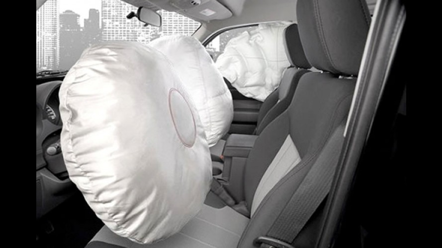 O pirata chinês - Peças, componentes e até airbags falsificados estão por vir