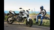 Benelli lança naked BN 600 de quatro cilindros por R$ 25.990