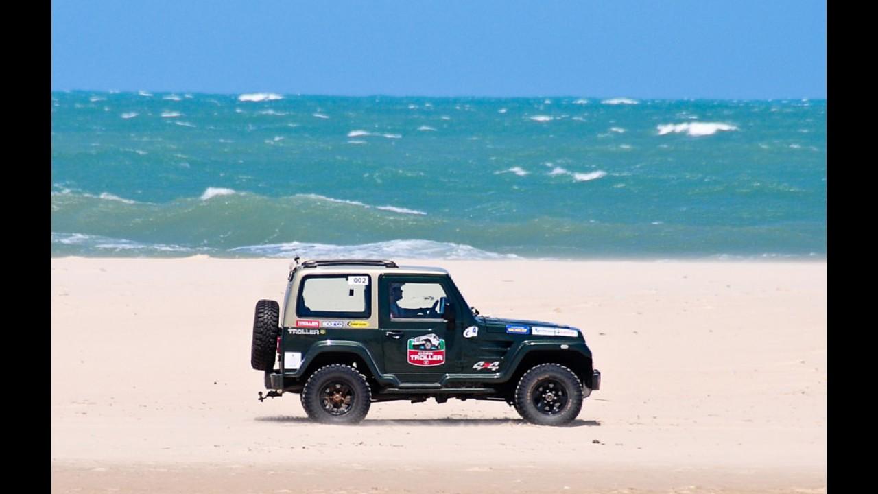 Troller lista as melhores trilhas para quem vai praticar off-road no verão