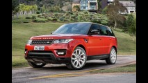 Jaguar Land Rover registra recorde de vendas em 2013
