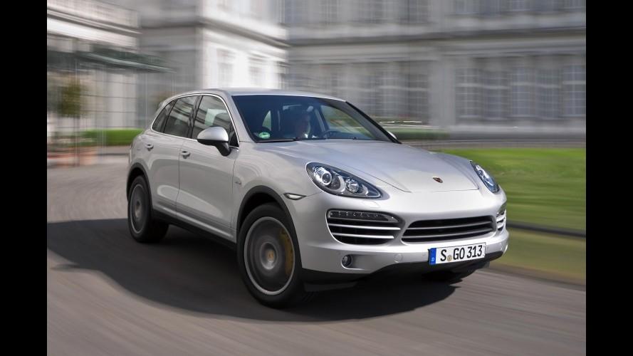 Porsche bate recorde mundial de vendas em agosto com aumento de 43,4%