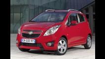 Chevrolet inicia venda do Spark na Argentina com preço equivalente a R$ 28 mil