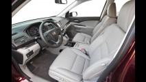 Honda revela oficialmente todos os detalhes do novo CR-V 2012 no Salão de Los Angeles