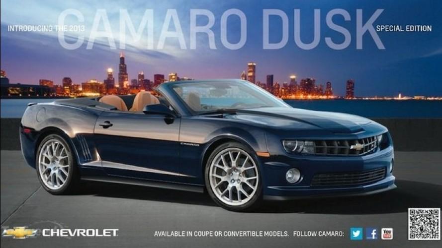 Chevrolet anuncia o Camaro Dusk Edition nos Estados Unidos