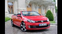 Novo Golf GTI Conversível 2012: VW divulga nova galeria de fotos do cabriolet esportivo