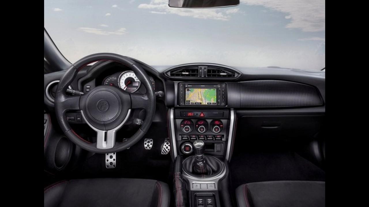 Toyota GT 86 desembarca no Reino Unido custando o equivalente a R$ 67.000