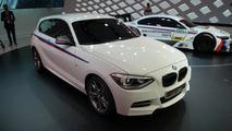 BMW M135i concept live in Geneva 06.03.2012