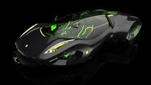 Bizzarrini Veleno biohydrogen supercar for 2030 conceptualized [video]
