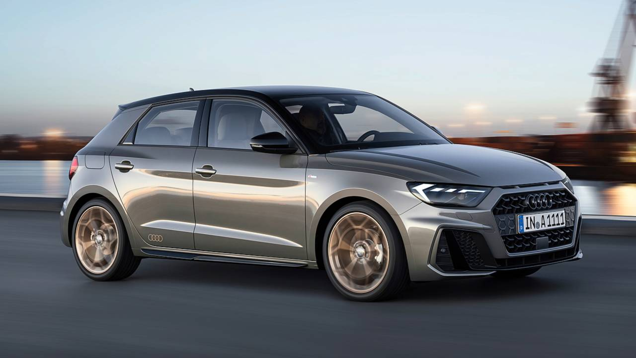2019 audi a1 sportback is a handsome half pint with up to 200 hp. Black Bedroom Furniture Sets. Home Design Ideas