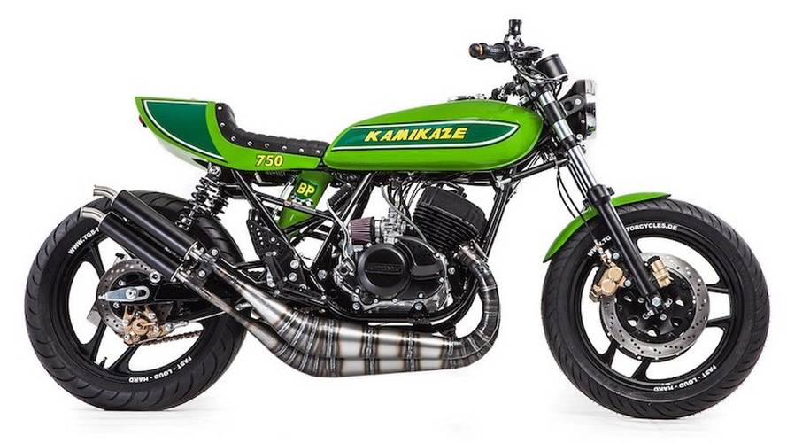 Bike Of The Week: TGS Motorcycles'