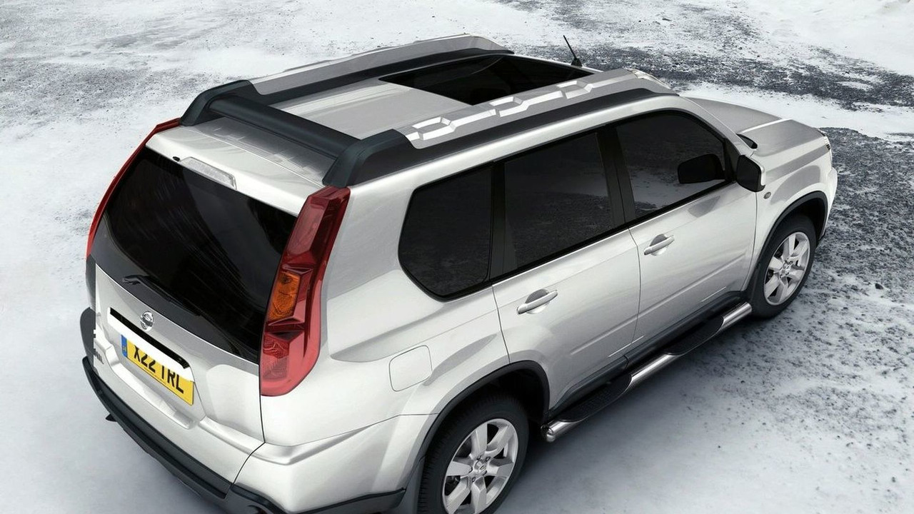 Nissan X-Trail Arctix Sports Adveture Edition