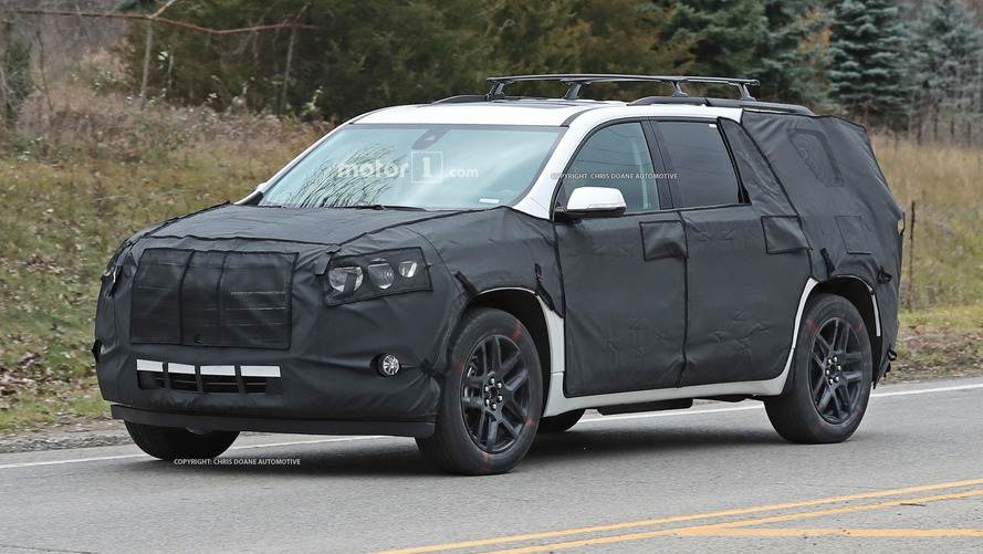 Is this the 2018 Chevy Traverse or TrailBlazer?