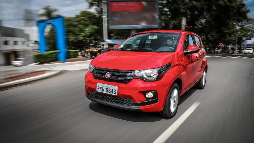 Fiat Mobi chega ao Uruguai para enfrentar concorrentes chineses
