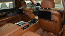 Kestane Kahverengisi Alpina B7 Bi-Turbo