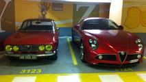1975 Alfa Romeo Giulia 1600 GT Junior