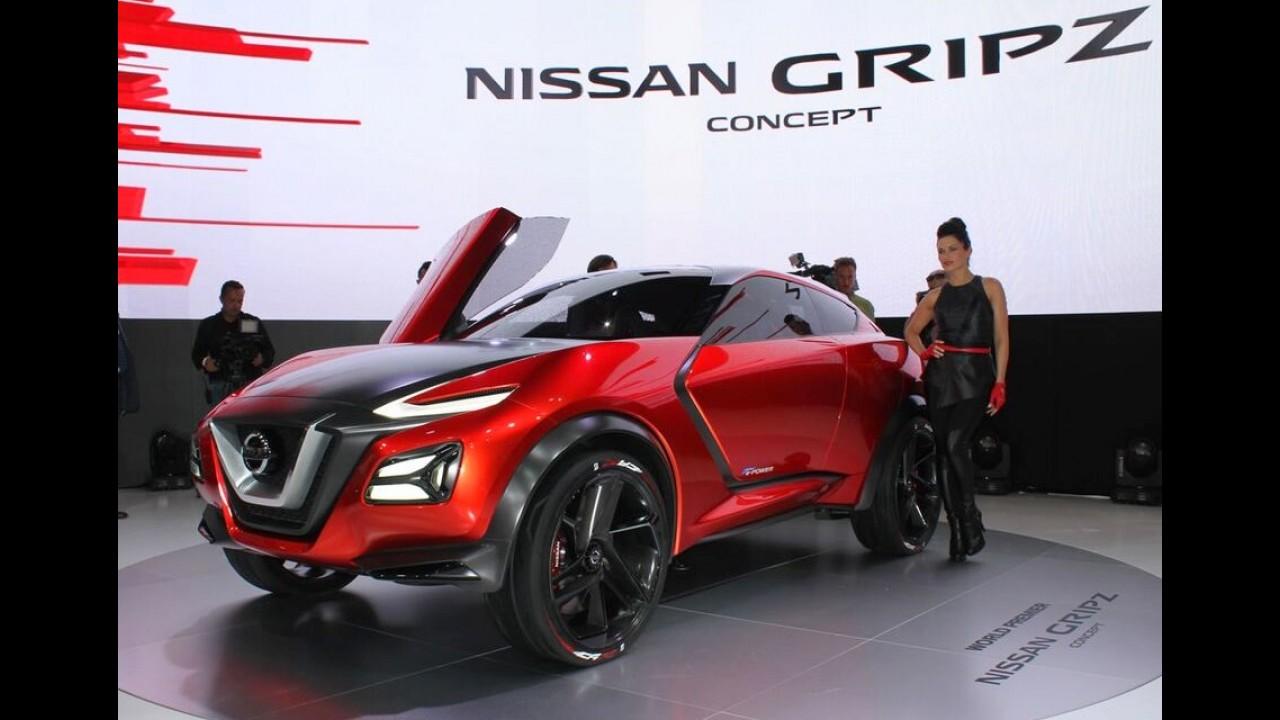 Substituto do Nissan 370Z pode ser um crossover esportivo