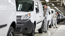 2017 - La production du Renault Kangoo à Maubeuge