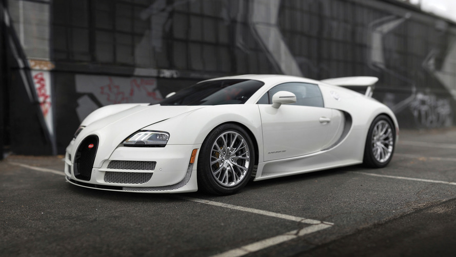 You could own the last Bugatti Veyron coupe ever built