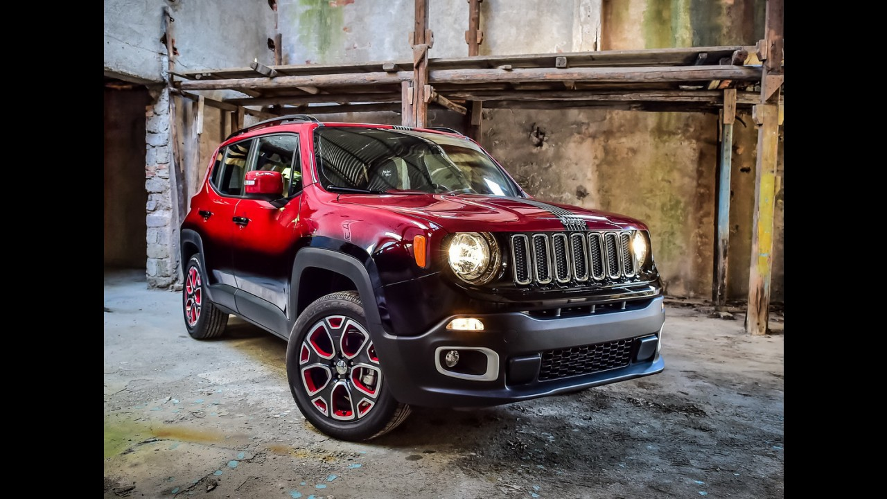 Jeep Renegade fica estiloso em customização para festival de jazz - fotos