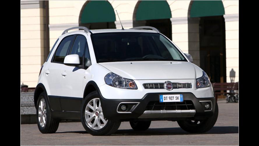 Fiat Sedici: Moderner gemacht