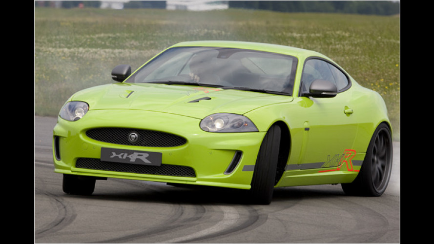 363 km/h: Jaguar auf dem Goodwood Festival of Speed