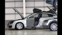 Erwischt: Neuer Audi A7