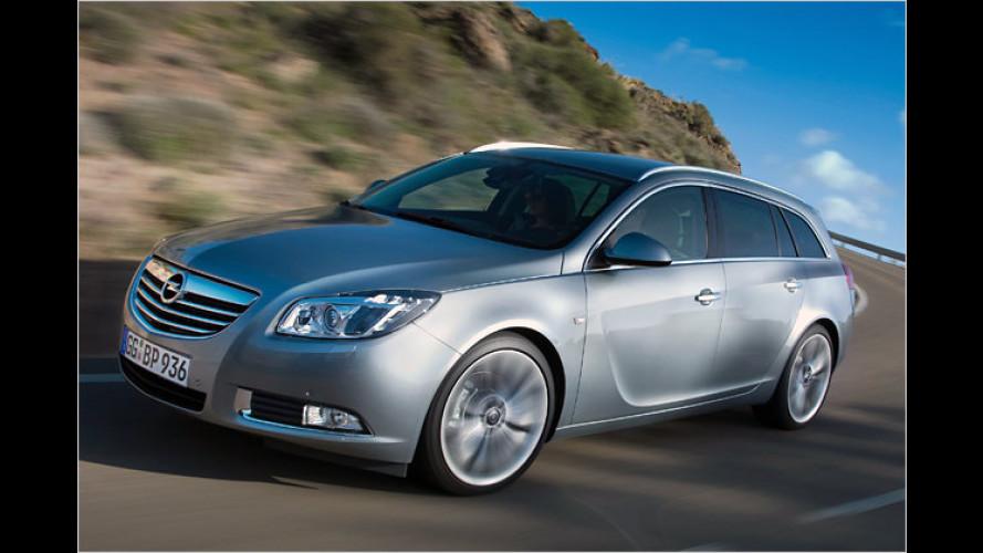 Omegas Enkel: Der neue Opel Insignia Sports Tourer im Test