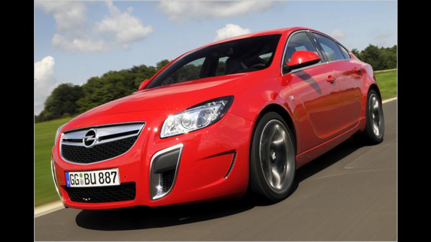 Ambivalenz-Car: Opel Insignia OPC im Test