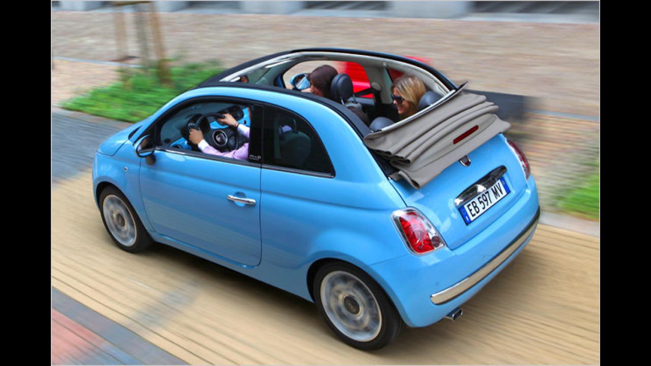Fiat 500C TwinAir Pop