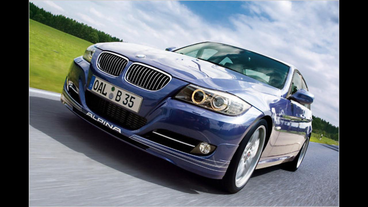 BMW Alpina B3 Bi-Turbo Switch-Tronic