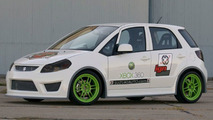 Suzuki SXBox concept vehicle