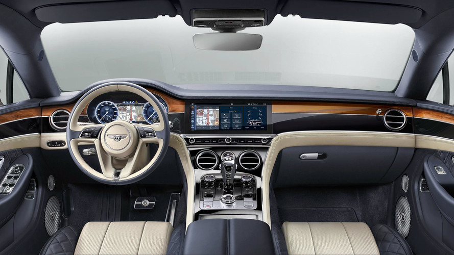 2018 Bentley Continental GT Side By Side