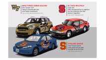 NCAA Cars