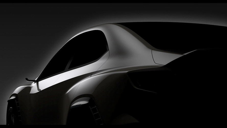 Subaru VIZIV Peformance Concept teasers
