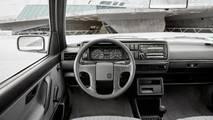 VW Golf II radio