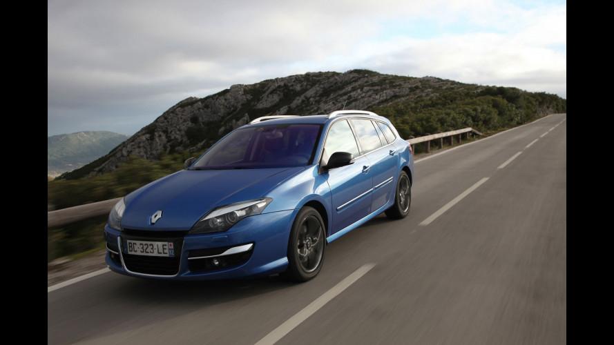 Renault Laguna e Laguna SporTour restyling