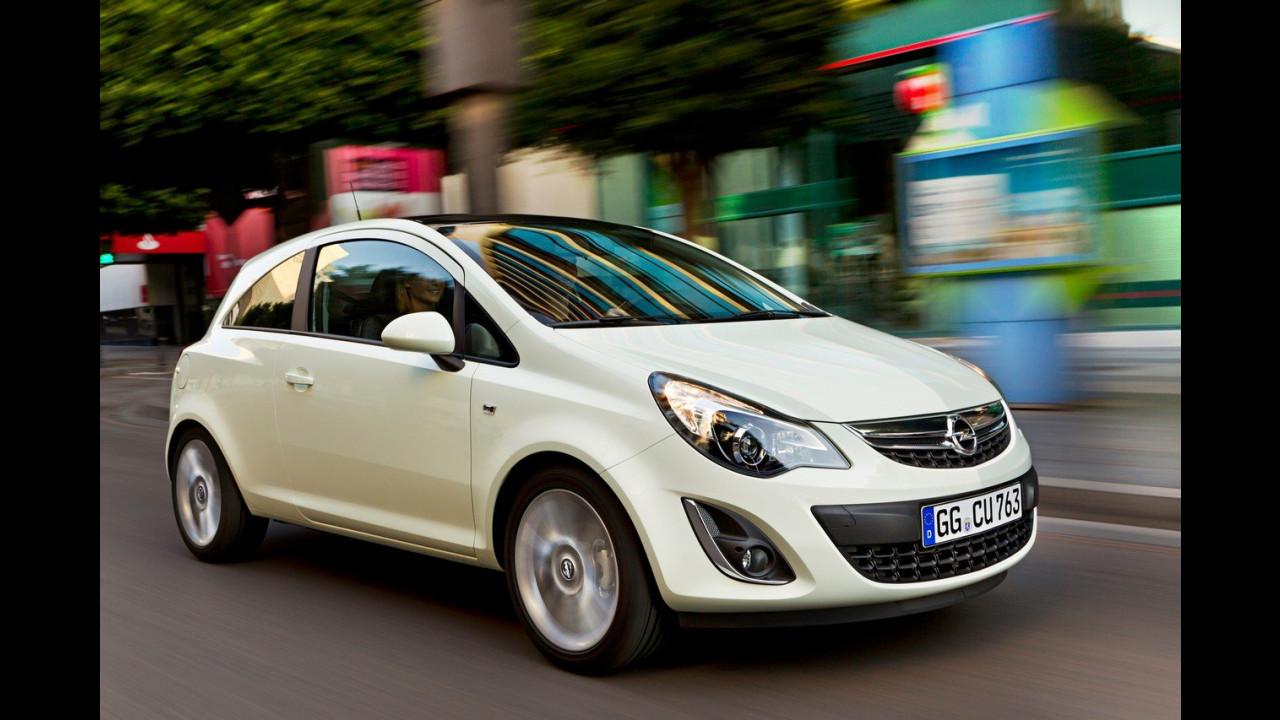 Opel Corsa 1.2 GPL TECH 2011