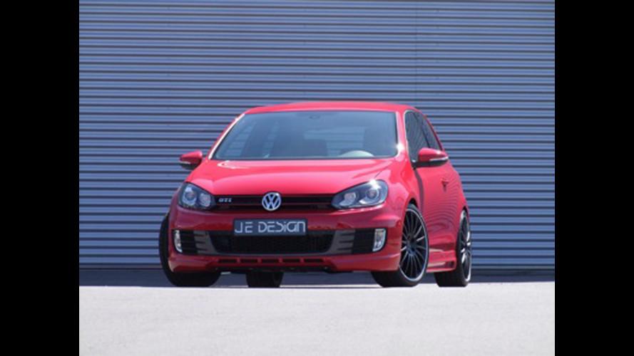 Volkswagen Golf VI GTI by JE Design