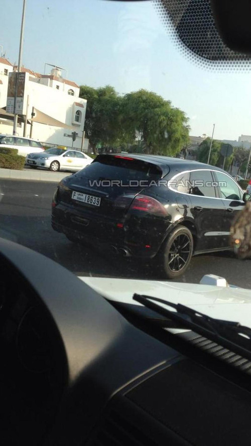 Porsche releases footage with 2014 Macan testing in California