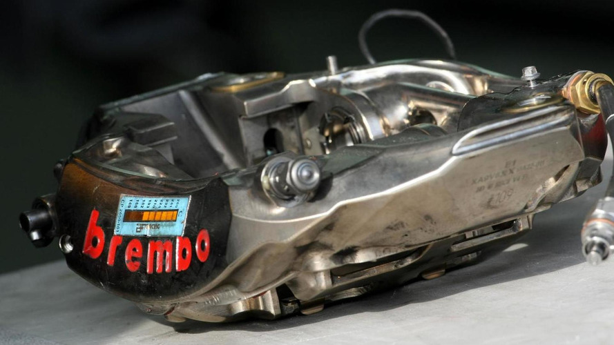 Brembo Announces F1-Derived Electrified Brakes Are Coming