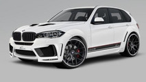 Lumma Design CLR X5 RS - based on the BMW X5 25.7.2013