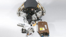 2014 Mercedes Formula 1 V6 engine