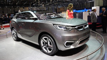 SsangYong SIV-1 concept live in Geneva