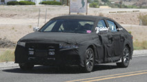 2018 Honda Accord spotted first time showing fastback roofline