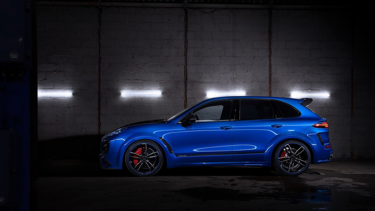 Porsche Cayenne by TECHART