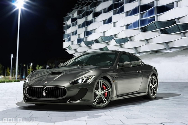 Bold Ride of the Week: 2014 Maserati GranTurismo MC Stradale