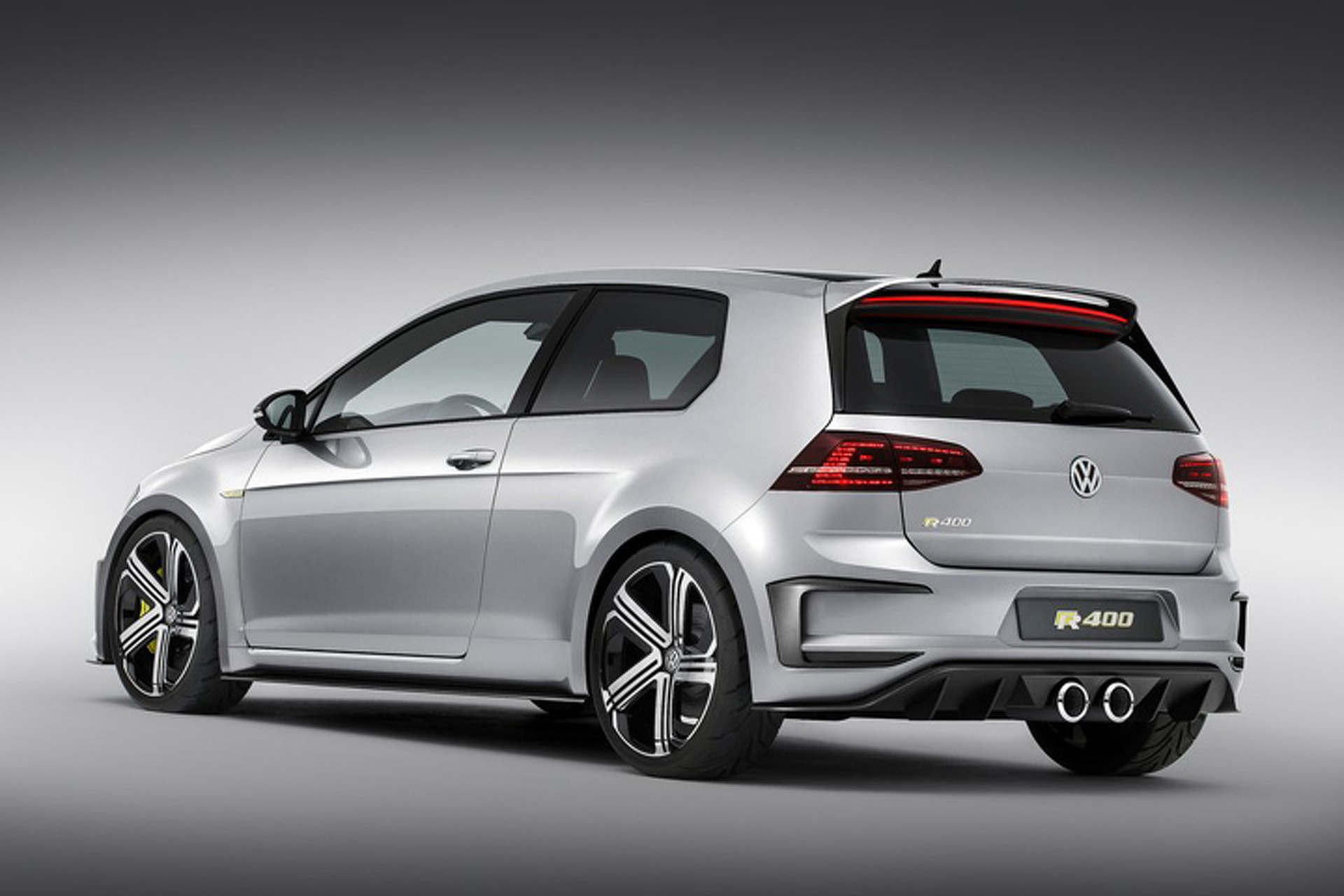 The Volkswagen Golf R Might Not Be the Most Powerful Golf