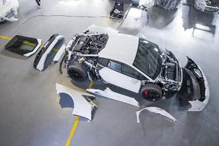 Jon Olsson's Lamborghini Huracan Project is Still a Work in Progress